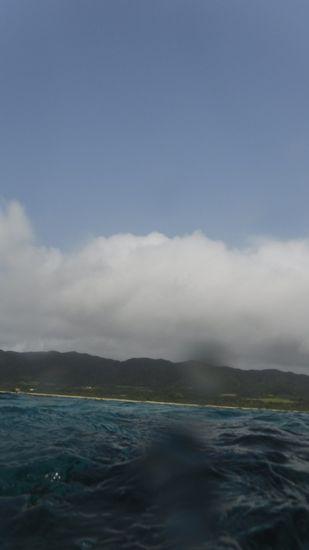 晴れ間も広がる天気となりました。