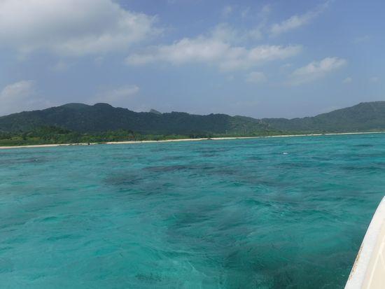 晴れの石垣島、絶好調のシュノーケリング日和です