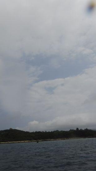 曇り模様です。。。