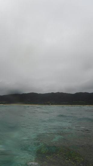 曇りでしたが、ツアー途中には、晴れ間もありました