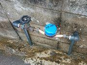 水道のメーターの交換らしい