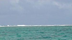 シュノーケルの大敵、風!そして波、うねり。その違いって?