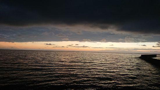朝の石垣島は。。。
