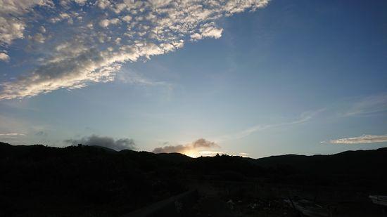 昨日の石垣島は穏やかそのものです