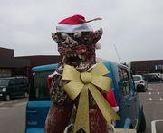 石垣島もクリスマスモードです。