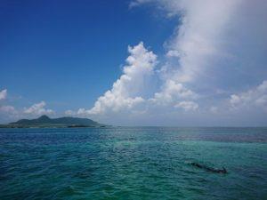 妊婦さんもシニアの方もベテランさんも石垣島の海を満喫シュノーケリング