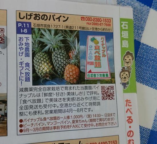 あら、石垣島のガイドブックに。