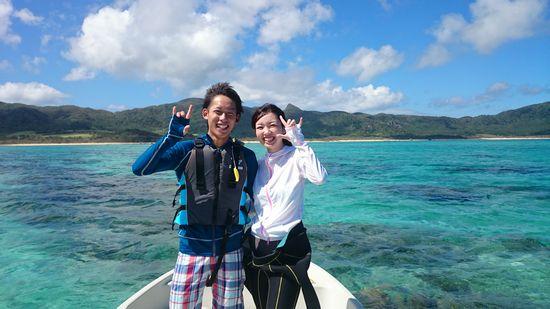 H澤さんとS上さんです