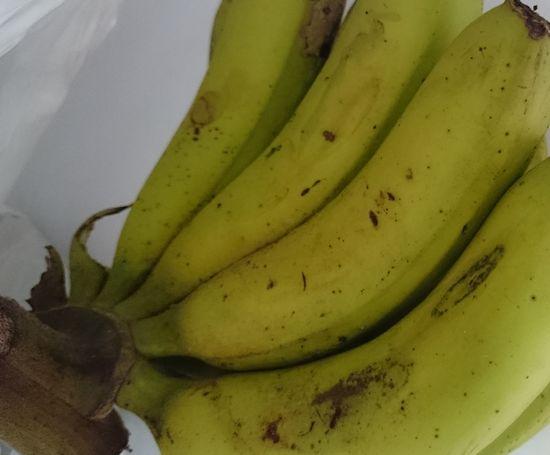 じっちゃんからもらったバナナ