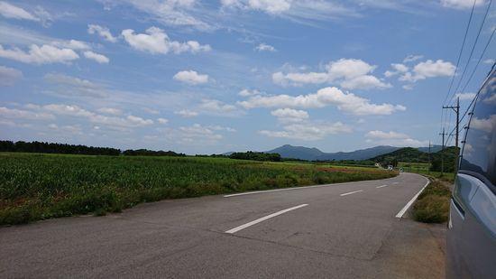 石垣島の風景ですね