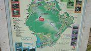 バンナ公園のマップ