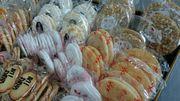 年度末総会のお菓子