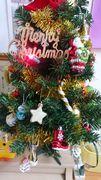 12月に入るとクリスマスモード