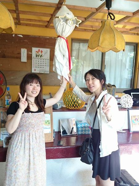 リベンジ旅行のN澤さんとK野さん