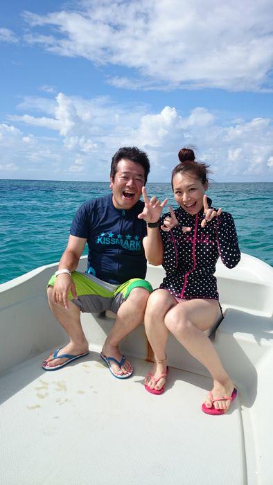 午前のツアーは、U良さんとTさんご夫婦です