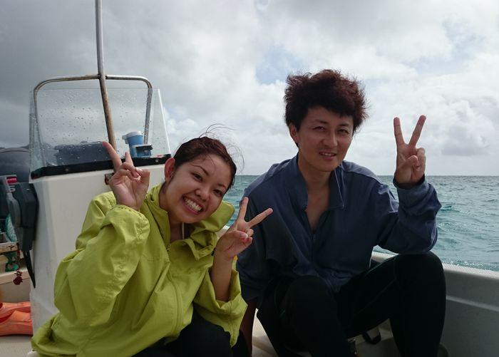 Y田さんとH口さん
