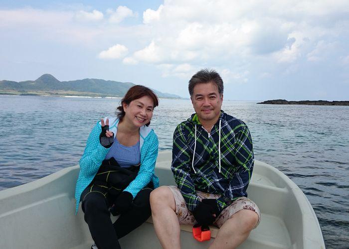 S田さんご夫婦です