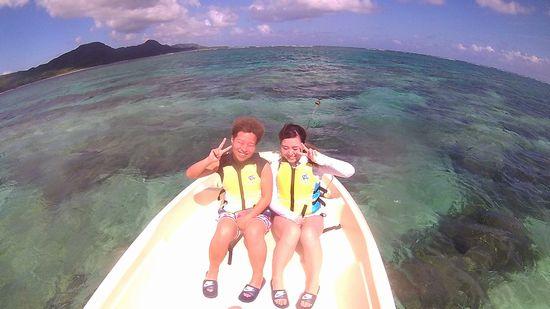 K島さんとO野さんです