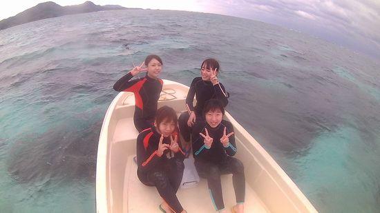 卒業旅行で石垣島です
