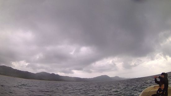 小雨降る天気となりました。