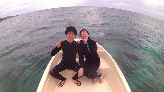 N田さんご夫婦です。