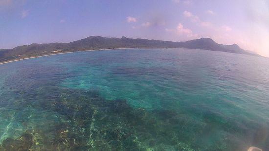 石垣島はシュノーケリング日和が続きます。