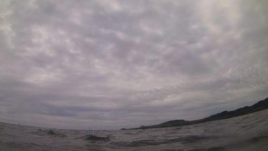 ほんのり曇りの一日となりました。