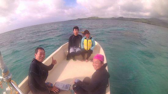 リピーターMさんとM木さんとN峰さんです。