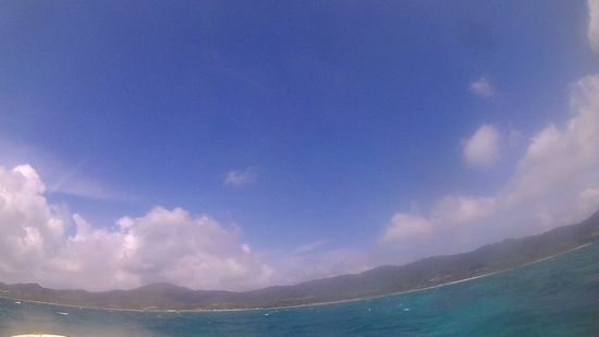 今日も晴れの石垣島です!