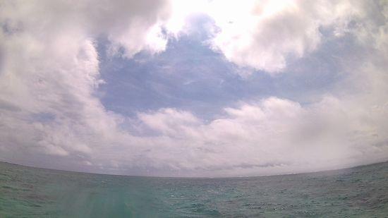 曇り時々晴れ間の一日でしたっ!
