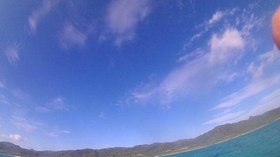 今日も晴れの石垣島です