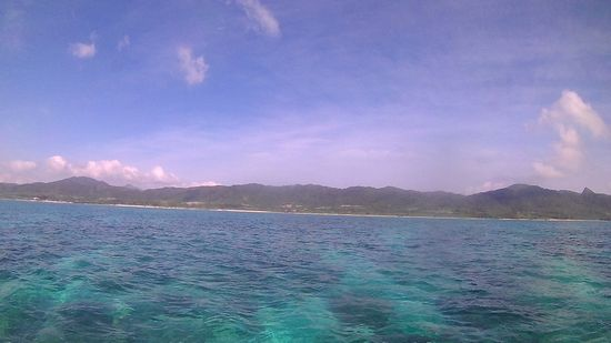 石垣島は夏日が続きます