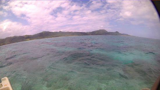 今日も天気は絶好調の石垣島です