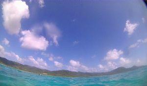 日帰りで石垣島旅行!滞在時間は一日、やっぱり海ですよね