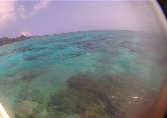 天気は、今日も晴れの石垣島です