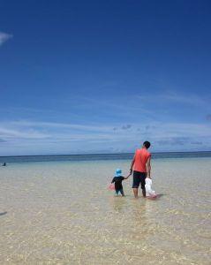 石垣島の人気スポット米原ビーチ