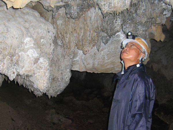 伊野田洞窟探検ツアー!