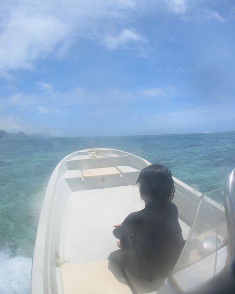 船酔い、波酔い対策