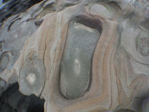 石垣島のパワースポット。アカハチの足跡