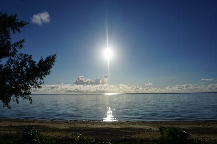 8月絶好調の海!シュノーケリング日和です