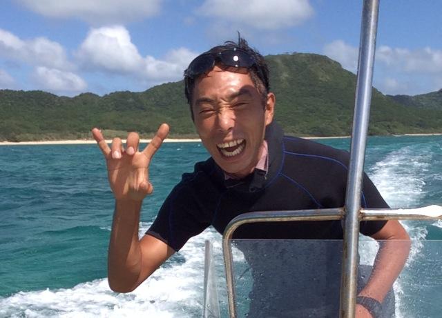 笹川シーサーです