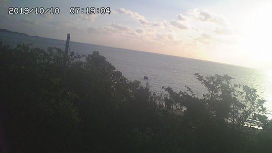 石垣島の海のライブカメラ