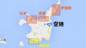 石垣島の宿泊エリアのご紹介ブログ!旅行、観光、アクティビティなどの目的に合わせて選ぶ♪